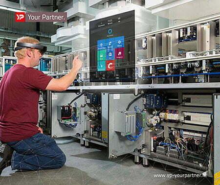 Nederlandse 'smart industry' wereldwijde koploper door 'augmented reality'