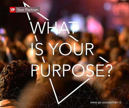 What is your purpose? Ontdek het bij YP Your Partner op CMD Next