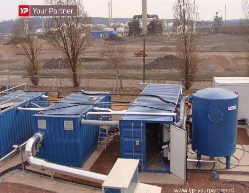 Arcadis en YP Your Partner zorgen samen voor schone grond