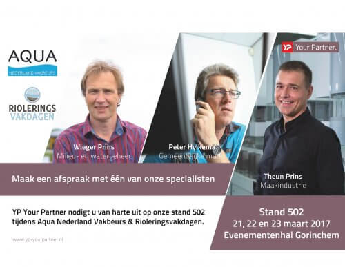 Aqua Vakbeurs Gorinchem - YP Your Partner BV