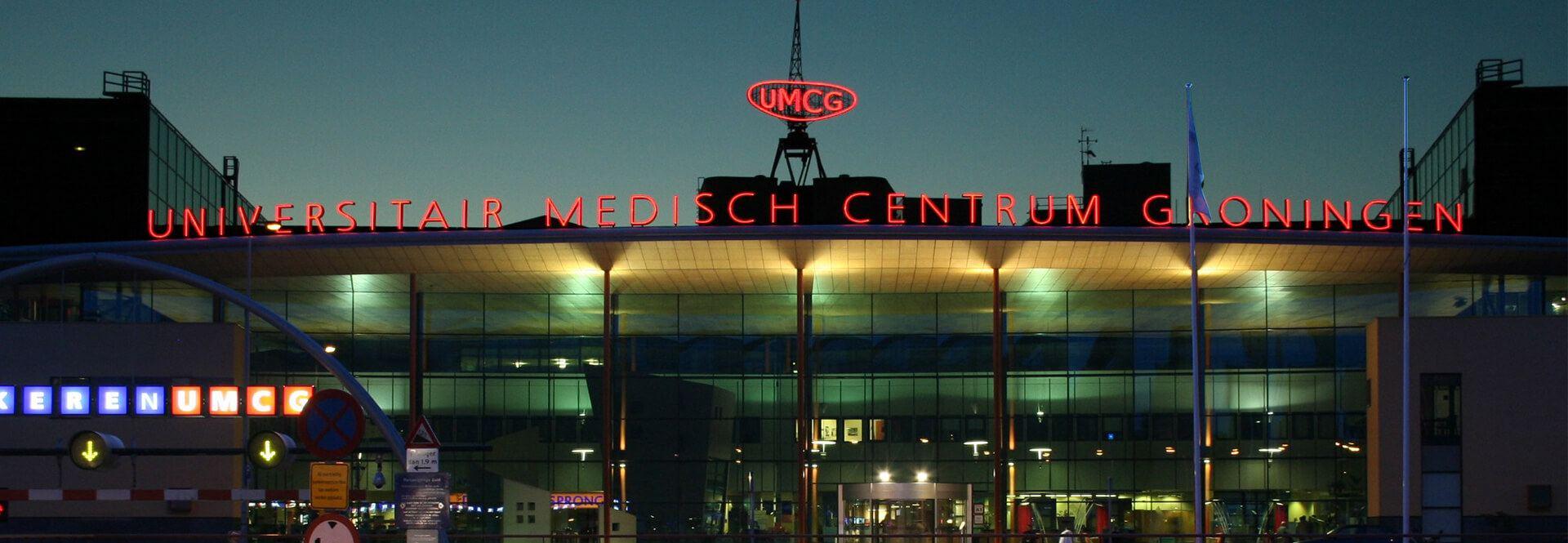 UMCG - energiemonitoring