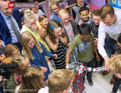 Opening project Edu-Robotics