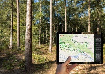 Met C.A.R.S door de bomen het bos zien