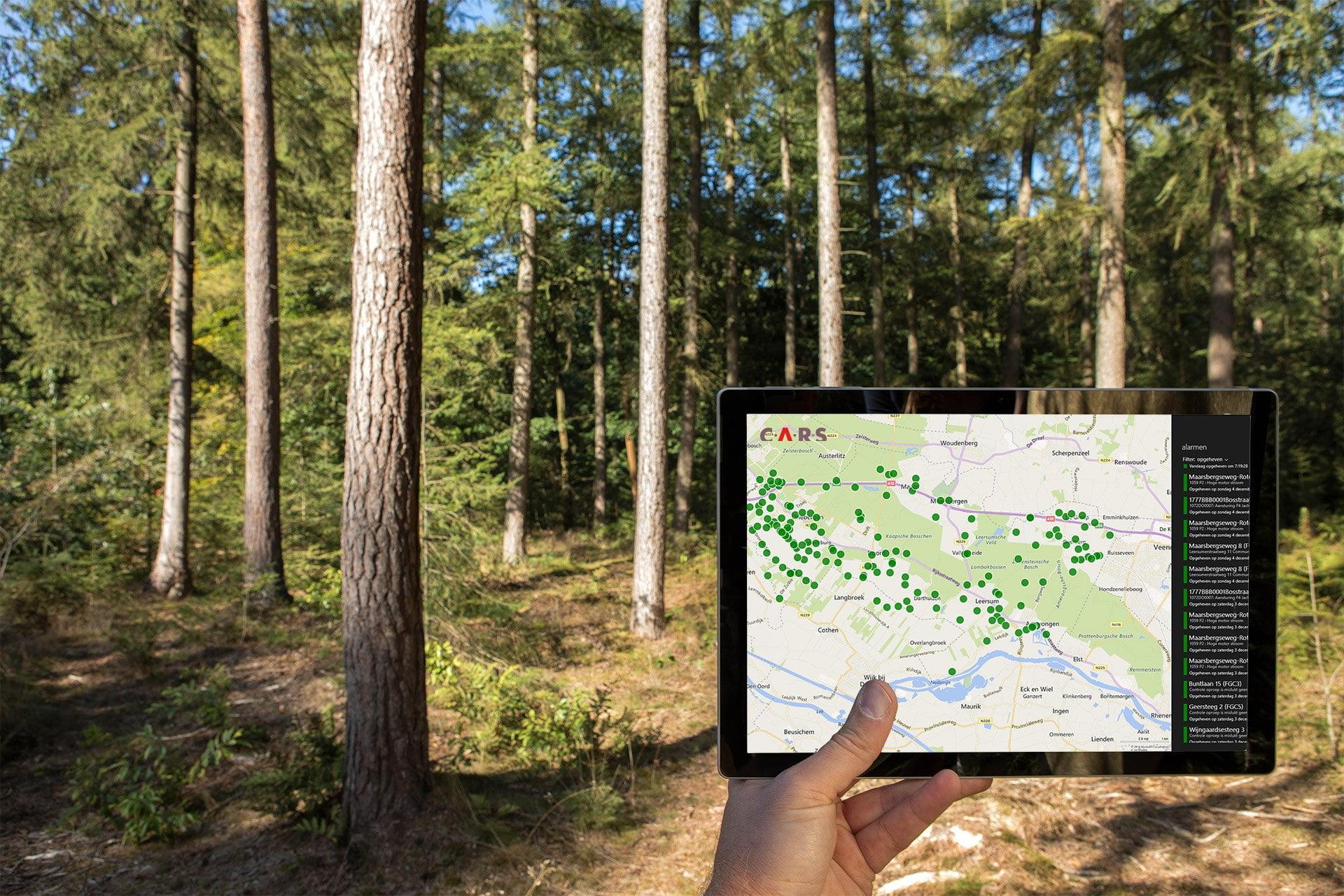 Met C.A.R.S de bomen door het bos zien