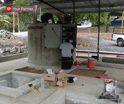 Gezondheidsbevordering in Panama door decentrale afvalwaterzuivering