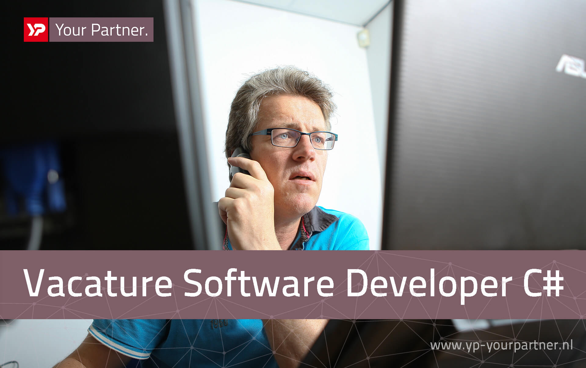 Vacature Software Developer C# - YP Your Partner