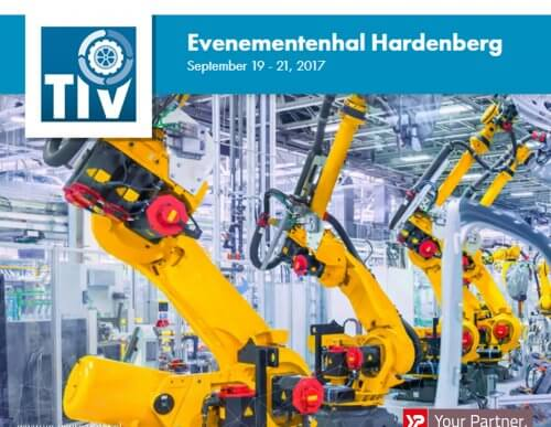 YP Your Partner op TIV Hardenberg 2017 - stand 338