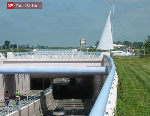 Aquaduct Friesland - provincie Fryslân - monitoring en beheer YP Your Partner