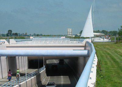 Infrastructuurbewaking in de hele provincie Fryslân door C.A.R.S