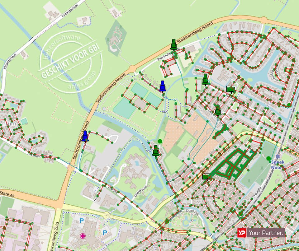 Meer inzicht door koppeling C.A.R.S met GBI GIS