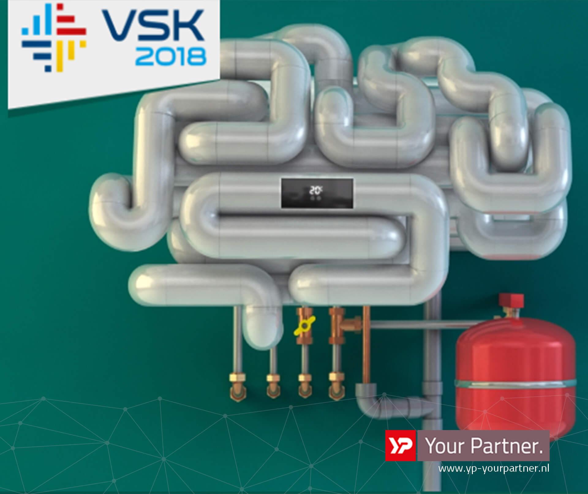 YP Your Partner op installatiebeurs VSK 2018