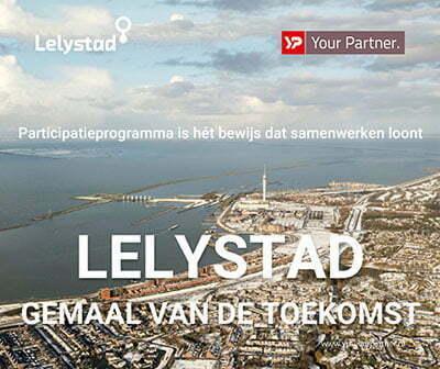 Lelystad, gemaal van de toekomst, yp yourpartner