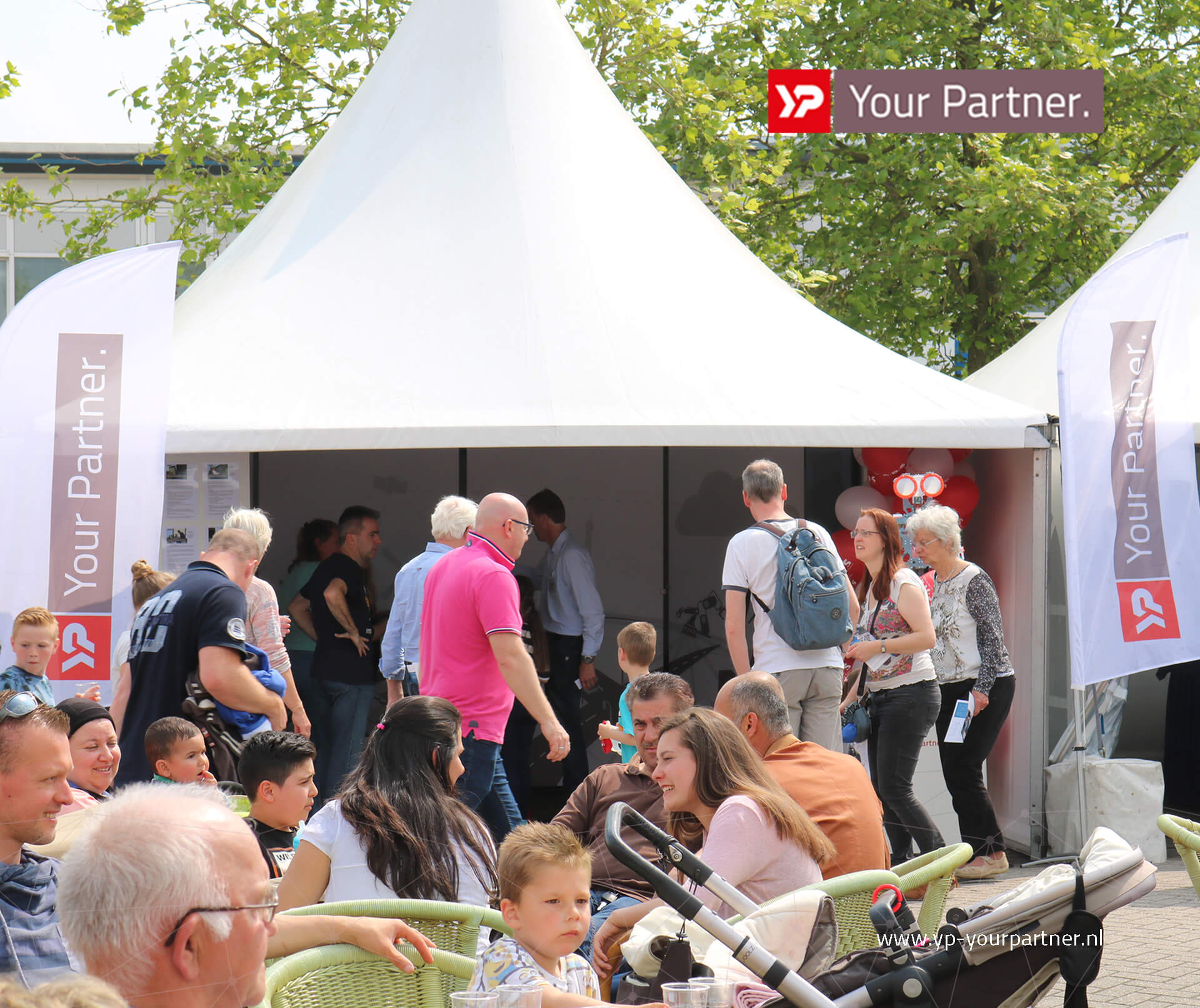 YP Your Partner - Dutch Technology Week 2018 - DTW - Innovatiecluster Drachten - Philips-terrein