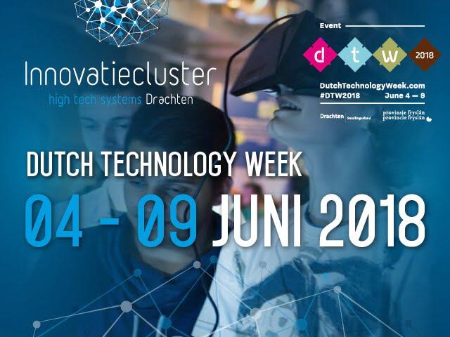 Symposium 'de kansen van big data voor Noord-Nederland'