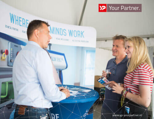 YP Your Partner - Dutch Technology Week 201