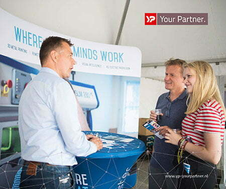 YP Your Partner - Dutch Technology Week in Drachten