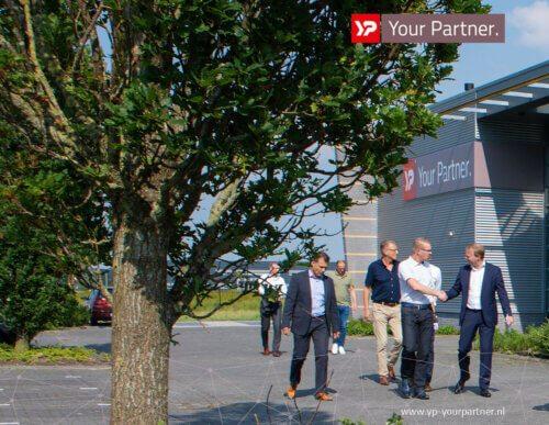YP Your Partner - Dutch Technology Week 2018 Big Data Symposium