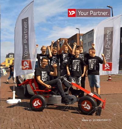 YPYourPartner winnaarsskelterrace