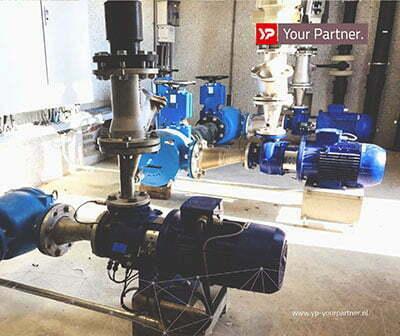 Predictive maintenance voor waterzuiveringsinstallatie Afvalzorg