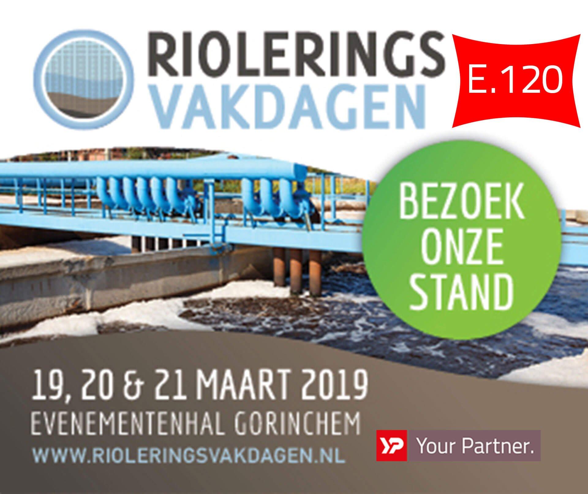 Aqua Nederland Vakbeurs 2019_YP Your Partner