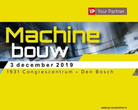 Machinebouw event - YP Your Partner