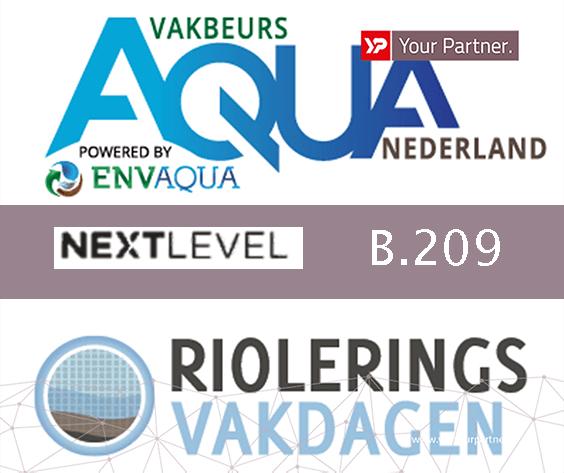 Bezoek YP Your Partner tijdens Aqua- en RioleringsVakdagen 2020