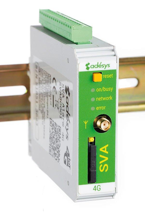 SVA X16 alarmmelder drukriolering