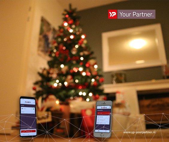 Apps onder de kerstboom