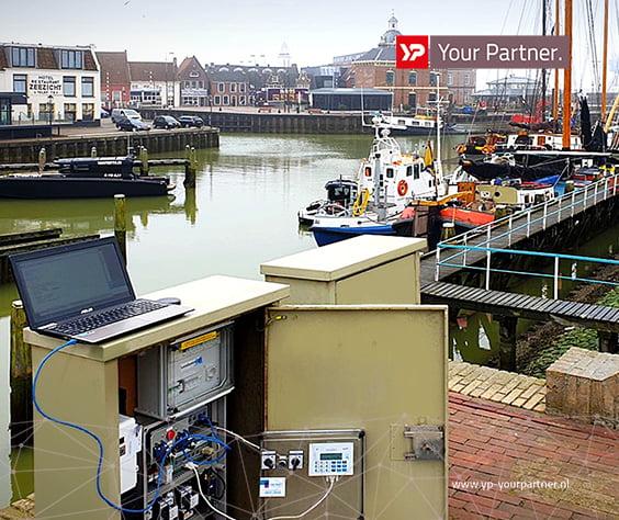 Rioolbeheer goedkoper en veiliger in Gemeente Harlingen