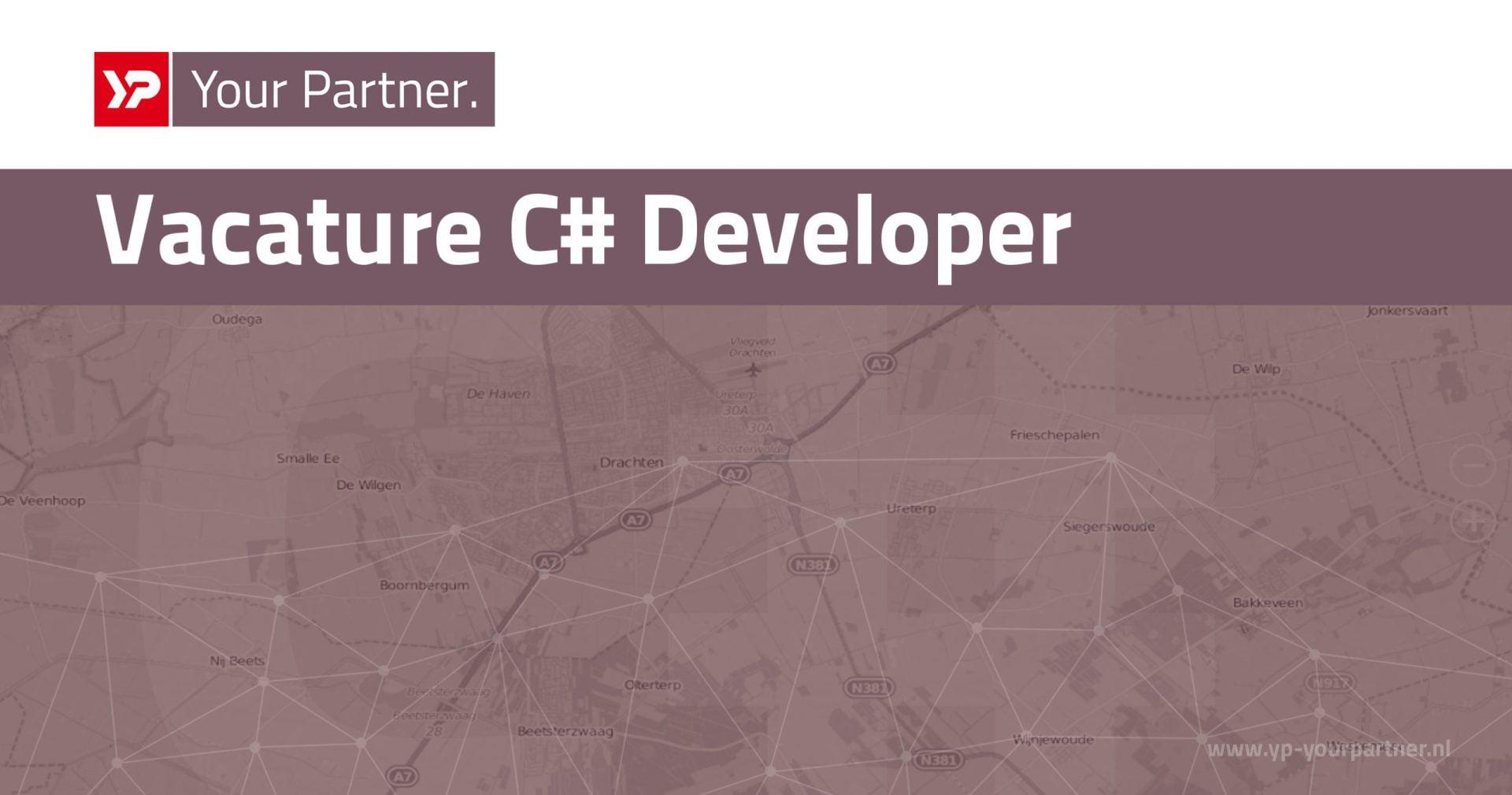 YP Your Partner - C# Developer vacature
