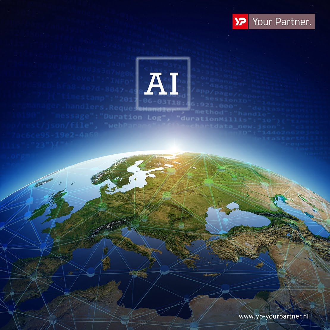 Kunstmatige Intelligentie in samenwerking met Hanze hogeschool op naar de toekomst