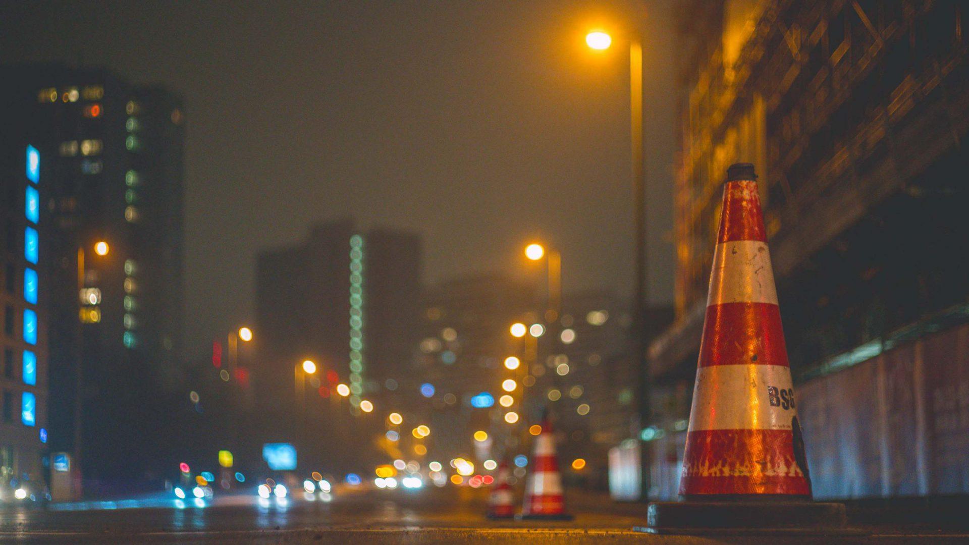 Veiligheid op de weg door C.A.R.S monitoring
